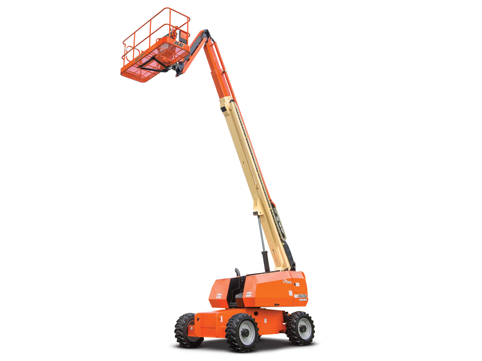 JLG 660SJ | Telescopic Boom Lift on Hire |  WESTERN INDIA SKY LIFTER
