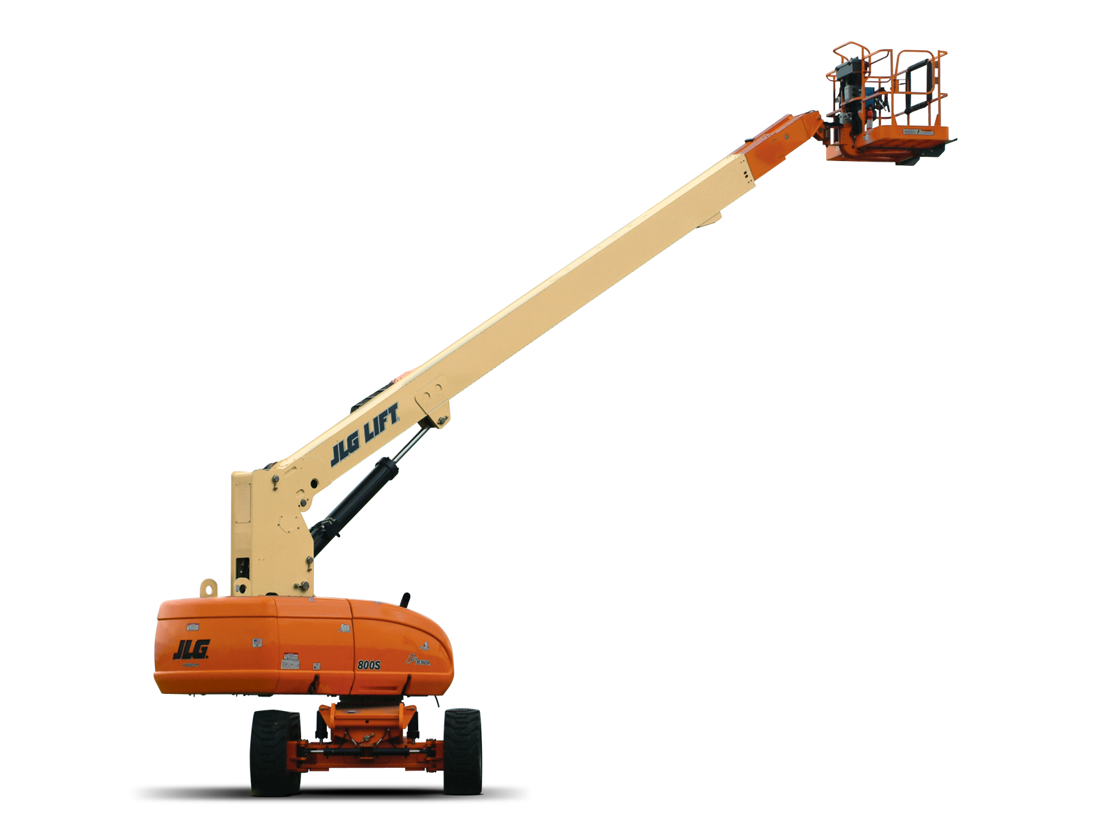 JLG 800S | Telescopic Boom Lift on Hire | WESTERN INDIA SKY LIFTER