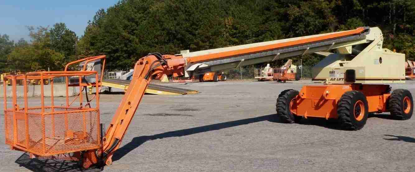 JLG 80HX | Telescopic Boom Lift on Hire | WESTERN INDIA SKY LIFTER
