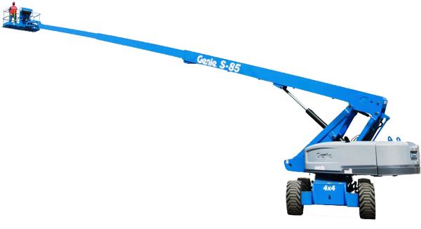 GENIE S85 |Man Lift on Hire |WESTERN INDIA SKY LIFTER