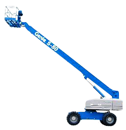 GENIE S80 |Man Lift on Hire| WESTERN INDIA SKY LIFTER