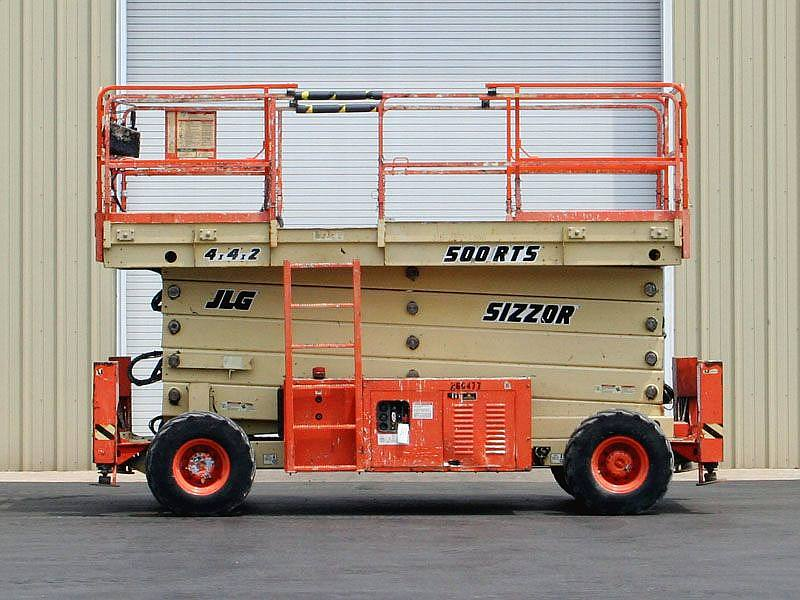 Scissor Lift for Hire